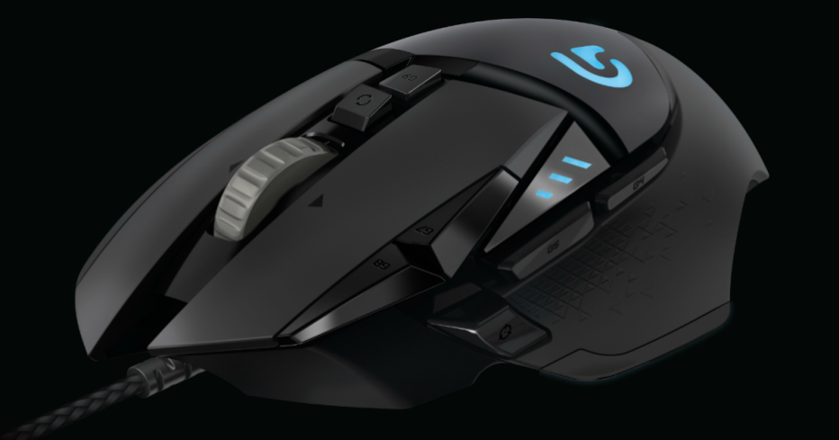 Logitech presents G502 Proteus Spectrum gaming mouse