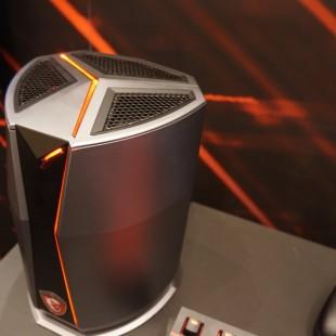 MSI offers Vortex mini gaming PC