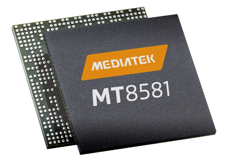 MediaTek MT8581