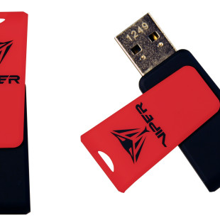 Patriot Memory unveils Viper and Supersonic Mega USB flash drives