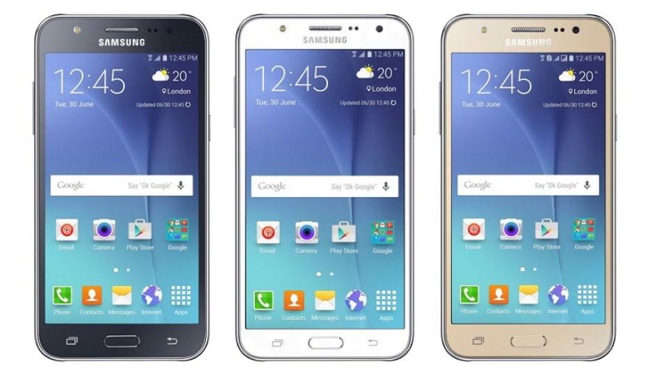 Leak details the new Galaxy J7 smartphone