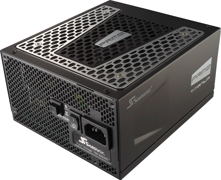 Sea Sonic presents PRIME Titanium PSU line