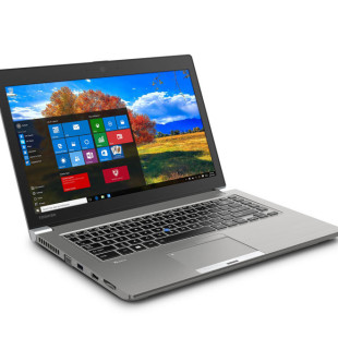 Toshiba updates its Z notebooks with Skylake processors
