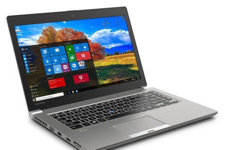 Toshiba updates its Z notebooks with Skylake processors
