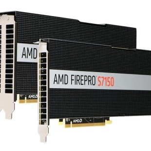 AMD presents FirePro S7150 and FirePro S7150 x2 video cards