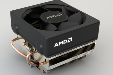 AMD announces the Wraith CPU cooler