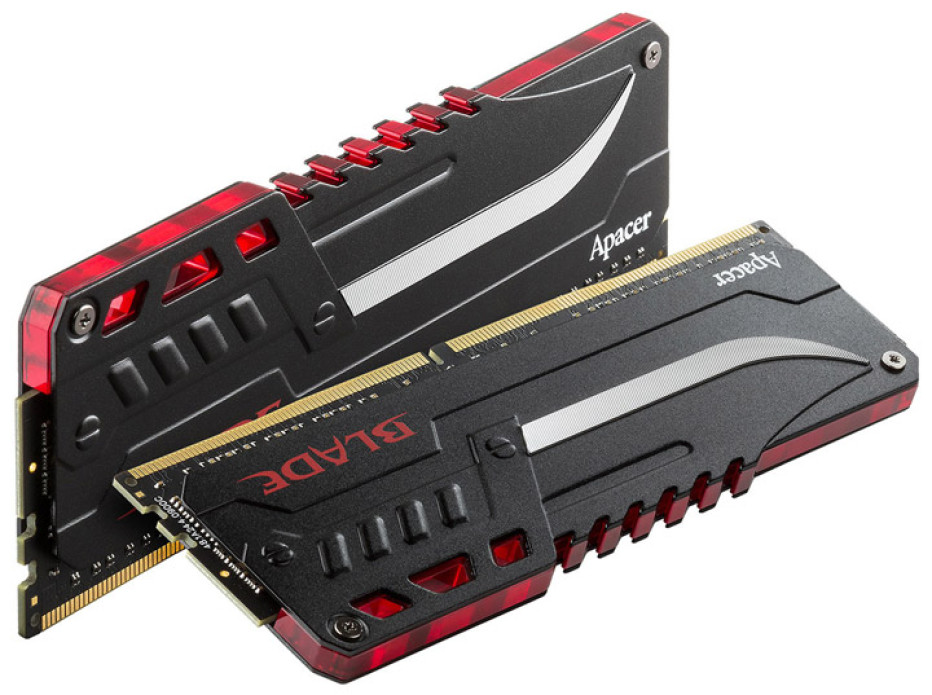 Apacer releases Blade Fire DDR4 memory