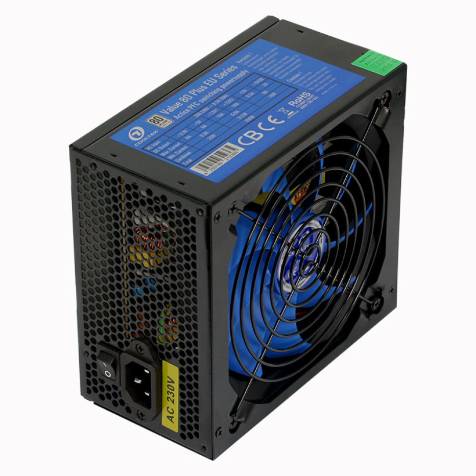 Cooltek unveils value PSUs
