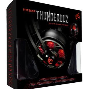 EpicGear unveils THUNDEROUZ gaming headset