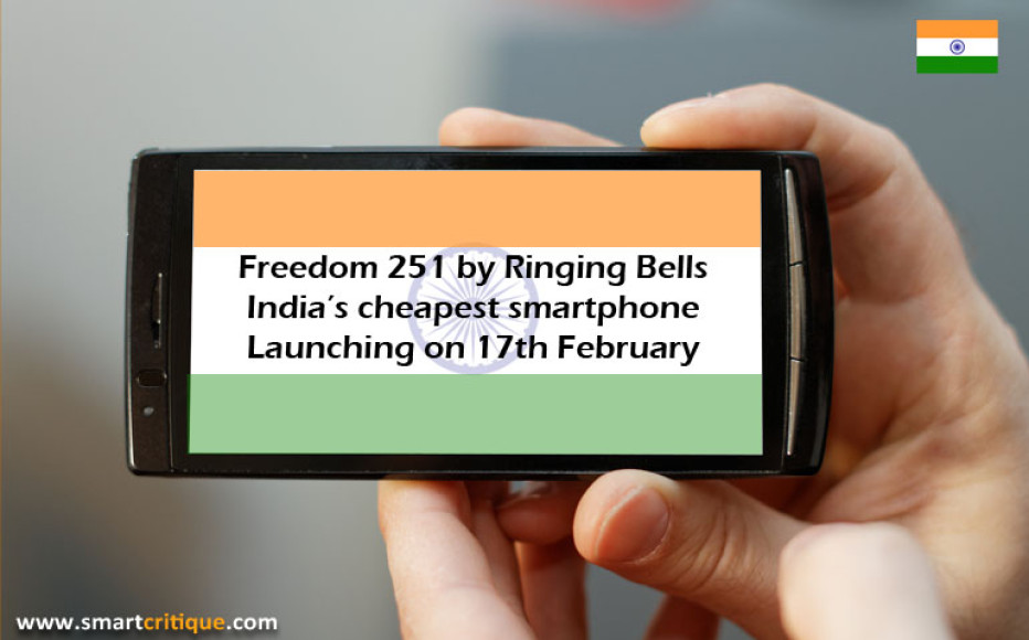 Indian company to offer USD 7 smartphone
