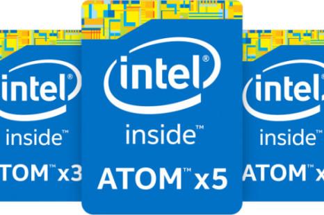Intel releases new Atom x5 processors