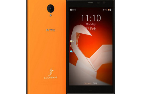 Intex Aqua Fish is based on Sailfish OS