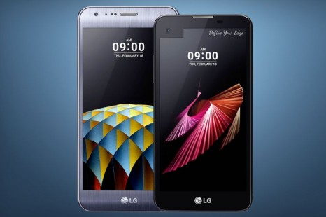 LG presents new smartphone line