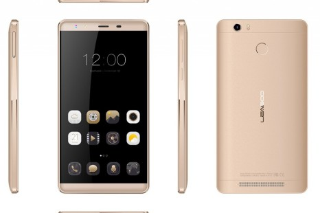 Leagoo Shark 1 boasts 6300 mAh battery