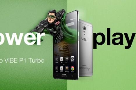 Lenovo releases Vibe P1 Turbo smartphone