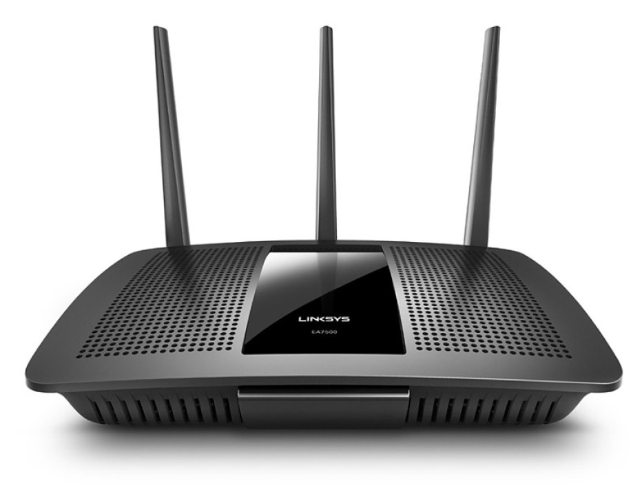 Linksys releases EA7500 Gigabit Wi-Fi router