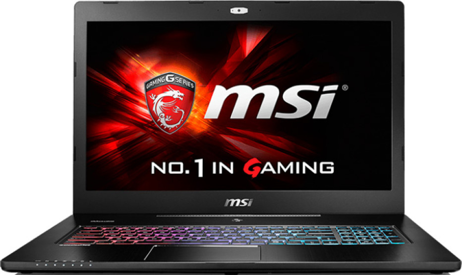 MSI presents GS72 Stealth Pro gaming notebook