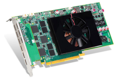 Matrox presents C900 professional video card