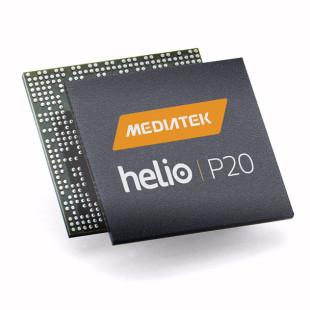 MediaTek presents Helio P20 SoC