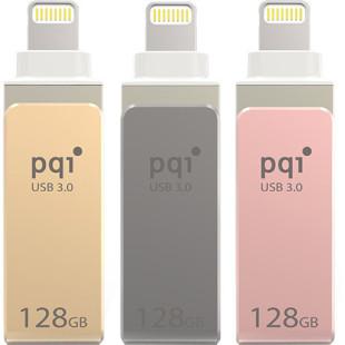 PQI debuts the iConnect mini flash drive