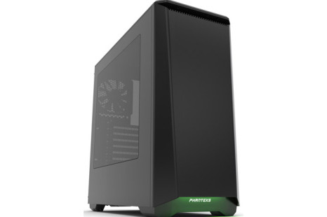 Phanteks launches the Eclipse P400 and P400S PC cases