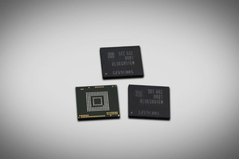 Samsung intros 256 GB flash memory chips