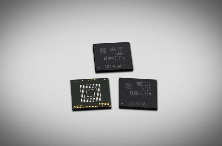 Samsung 256 GB UFS
