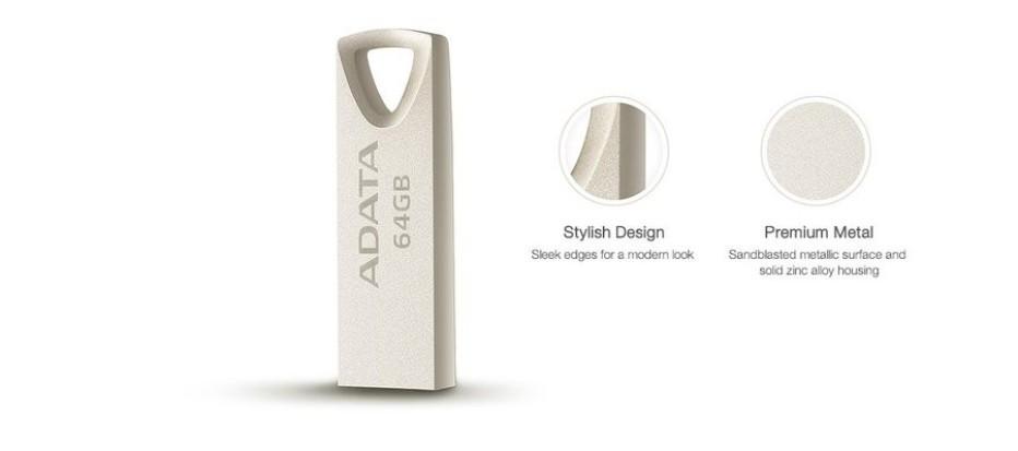 ADATA unveils the UV210 USB flash drive