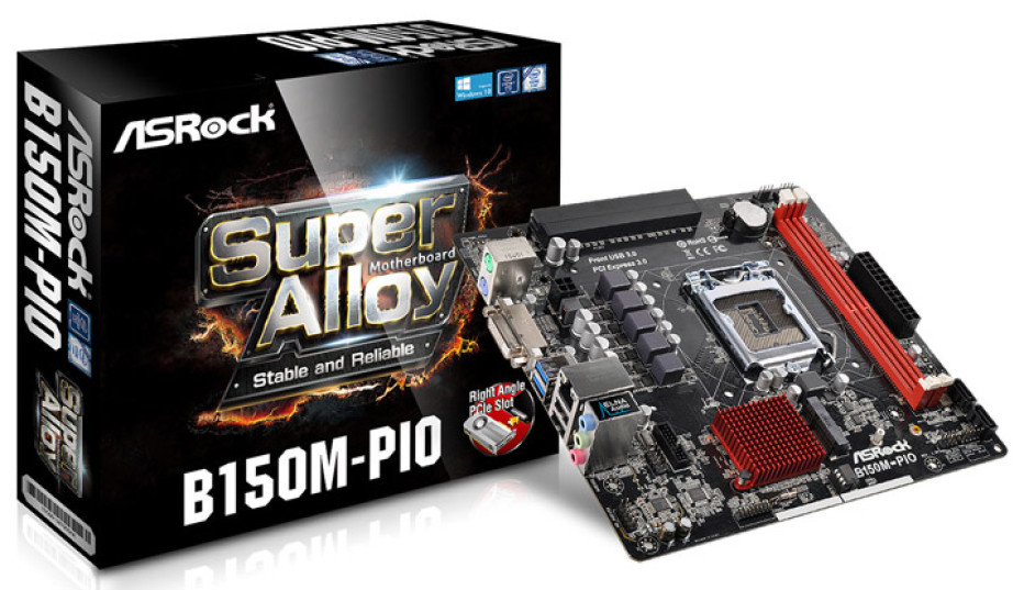 ASRock releases new LGA1151 boards with horizontal PCI-E slots
