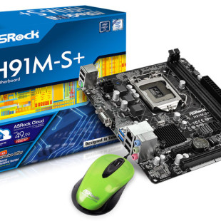 ASRock releases motherboard with mouse