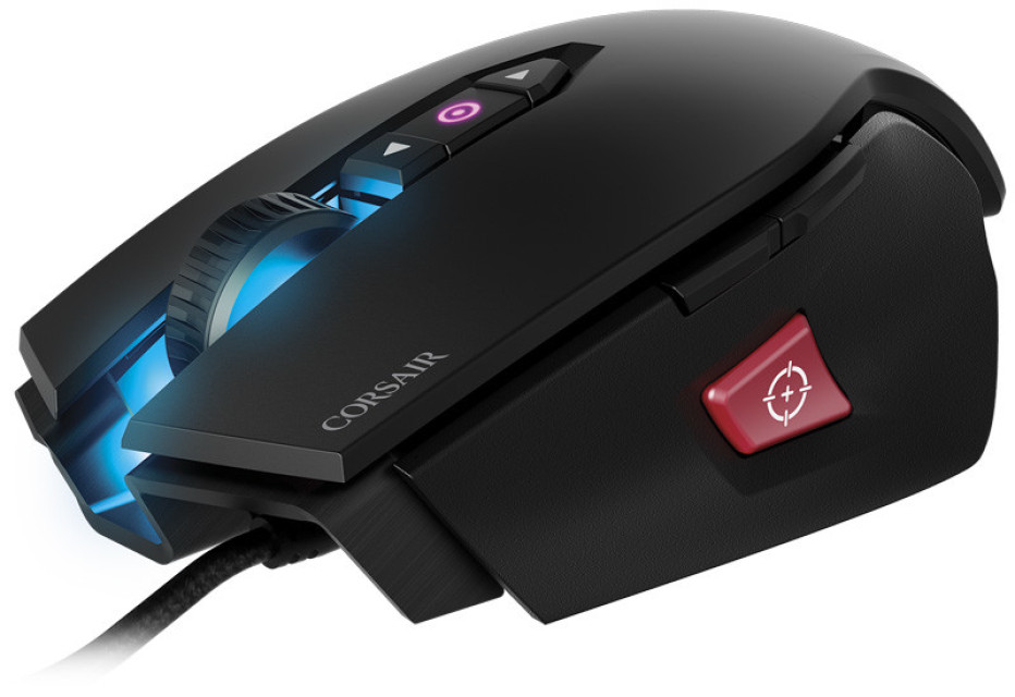 Corsair intros the M65 Pro RGB gaming mouse