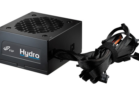 FSP presents Hydro Series power supply units