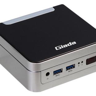Giada launches i80 mini PC