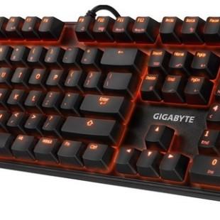Gigabyte releases Force K85 gaming keyboard