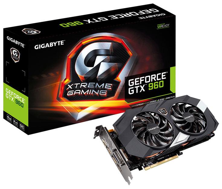 Gigabyte GTX 960