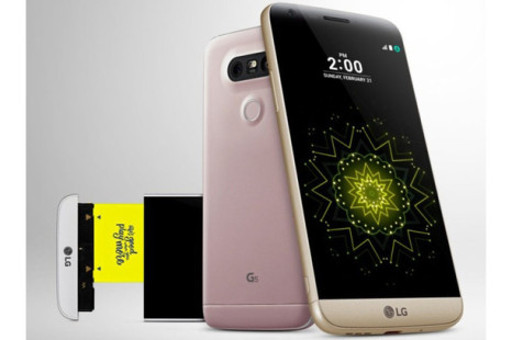LG unveils G5 smartphone with Snapdragon 652