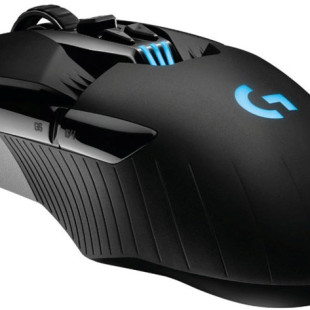 Logitech presents G900 Chaos Spectrum mouse