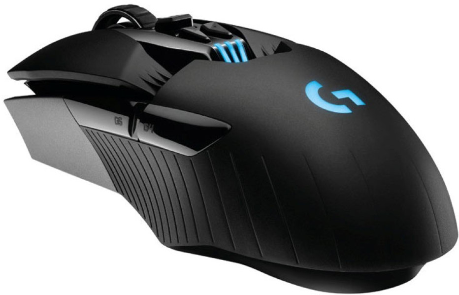 Logitech presents G900 Chaos Spectrum mouse