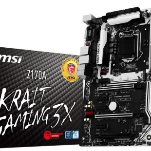 MSI unveils Z170A Krait Gaming 3X motherboard