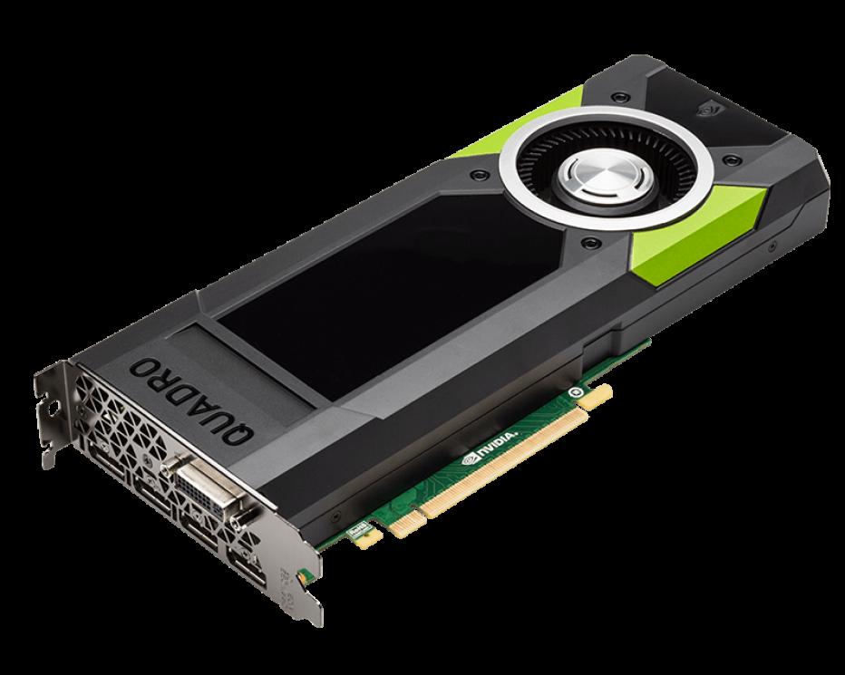 NVIDIA presents Quadro M6000 video card