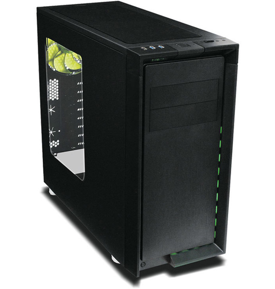 Nanoxia CoolForce 2 is a new PC case