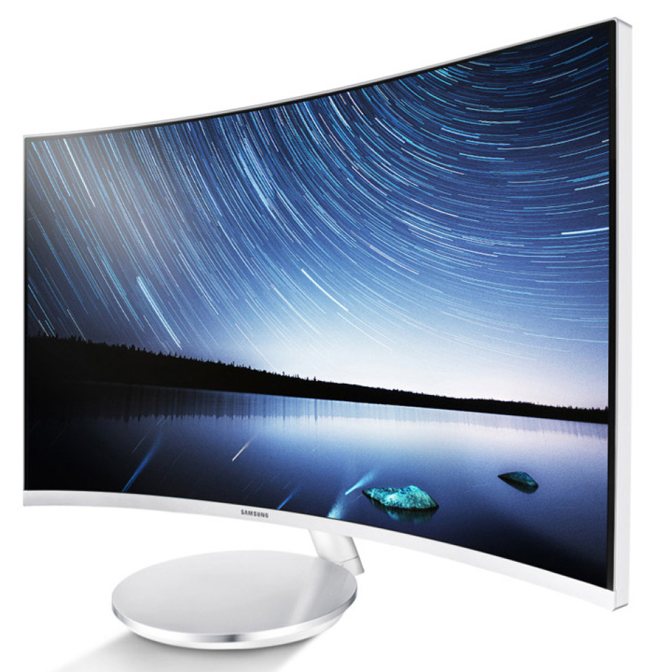 Samsung announces the curved C27F591FDU monitor