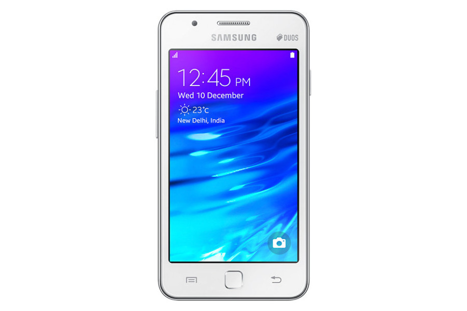 Samsung plans to update its Z1 smartphone