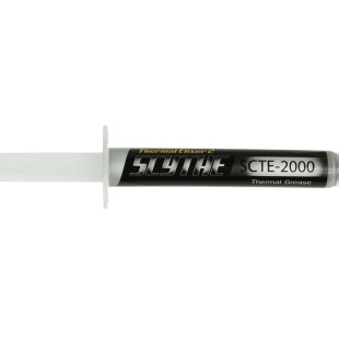 Scythe debuts the Thermal Elixer 2 thermal compound