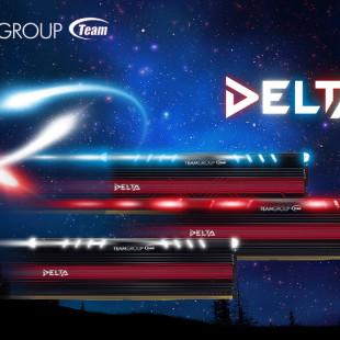 Team Group debuts Delta DDR4 memory