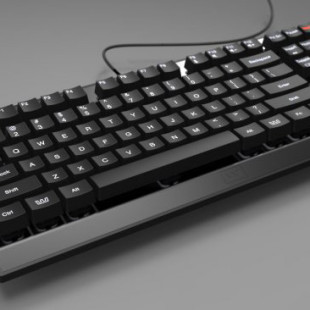 Wooting releases first analog keyboard