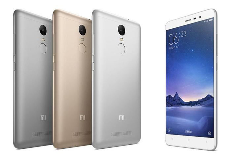 Xiaomi announces Redmi Note 3 smartphone for India