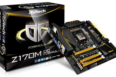 ASRock debuts Z170M OC Formula motherboard