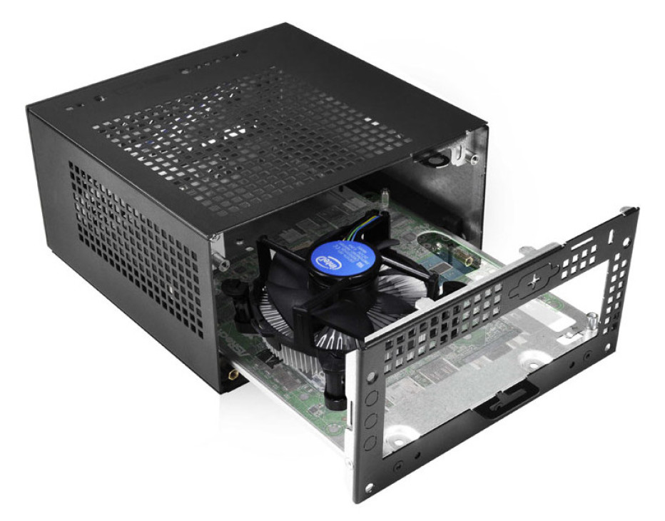 ASRock and Intel work on new mini PC