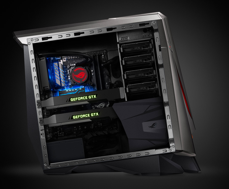 ASUS releases the ROG GT51CA gaming PC